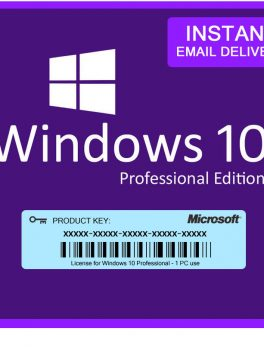 Microsoft Windows 10 Pro License Code Key in Bangladesh